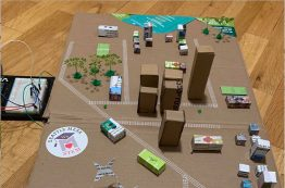 """MESA kit"" modeling smart city design"