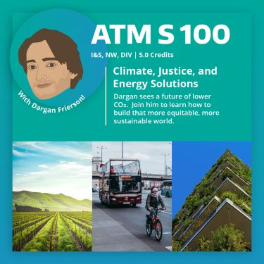 Graphic: ATMS 100 with Dargan Frierson