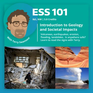 Graphic: ESS 101 with Terry Swanson.