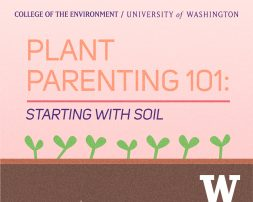 Plant parenting graphic