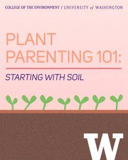 Plant parenting graphic