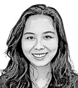 Elizabeth Lee, 2021 UW President's Medalist