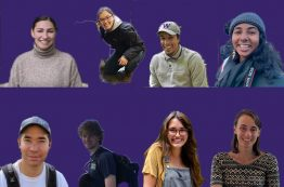 8 graduating UW Environment students